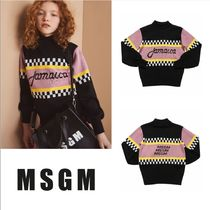 MSGM Petit Kids Girl Tops