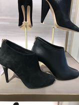 Jimmy Choo Casual Style Suede Plain Leather Pin Heels Party Style