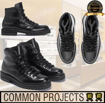 Common Projects Street Style Boots Boots