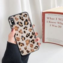 Leopard Patterns Smart Phone Cases