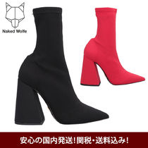Naked Wolfe Casual Style Street Style Plain Shoes
