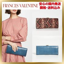 FRANCIS VALENTINE Other Animal Patterns Leather Party Style Elegant Style