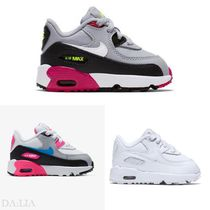 Nike AIR MAX 90 Unisex Street Style Baby Girl Shoes