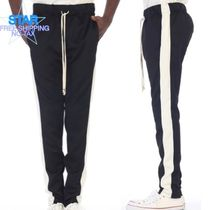 EPTM Tapered Pants Unisex Street Style Plain Tapered Pants