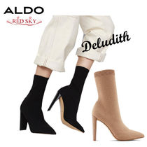 ALDO Casual Style Plain Pin Heels Office Style Elegant Style