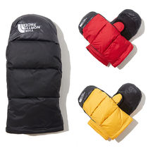 THE NORTH FACE Nuptse Unisex Plain Gloves Gloves