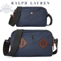 Ralph Lauren Unisex Plain Hip Packs