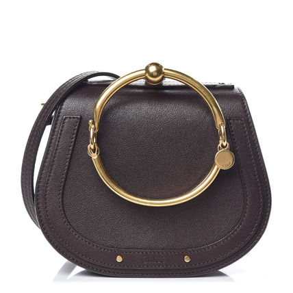 Chloe Handbags Leather Handbags 4
