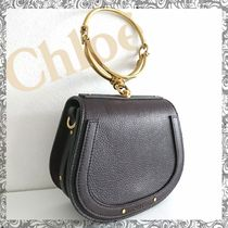 Chloe Nile Leather Handbags