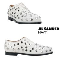 JIL SANDER NAVY Loafer & Moccasin Shoes