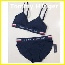 Tommy Hilfiger Plain Cotton Lingerie Sets