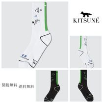 MAISON KITSUNE Collaboration Undershirts & Socks
