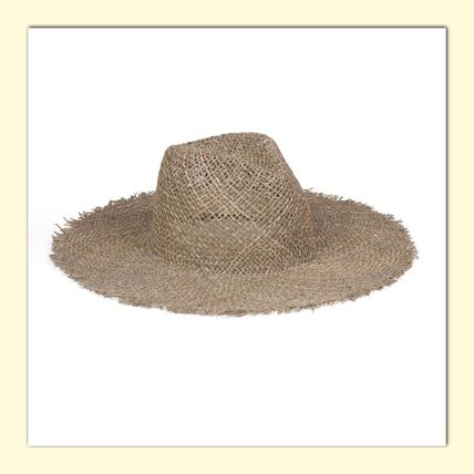 lack of color Unisex Felt Hats Straw Hats