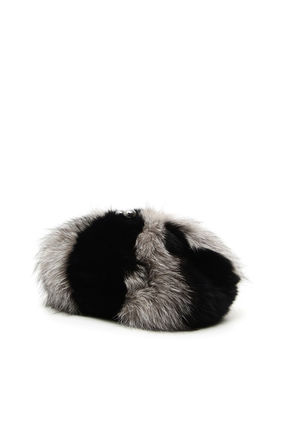 Casual Style Fur Party Style Elegant Style Shoulder Bags