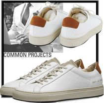 Common Projects Street Style Sneakers