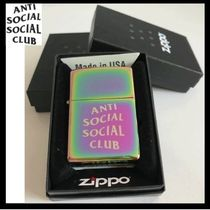 ANTI SOCIAL SOCIAL CLUB Unisex Plain Accessories