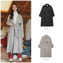 WV PROJECT Casual Style Unisex Street Style Long Office Style Oversized