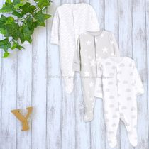 NEXT Unisex Organic Cotton Baby Girl Dresses & Rompers