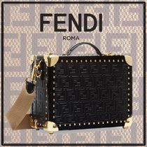 FENDI 1-3 Days Hard Type Luggage & Travel Bags