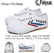 Feiyue Casual Style Street Style Low-Top Sneakers