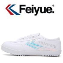 Feiyue Casual Style Unisex Street Style Low-Top Sneakers