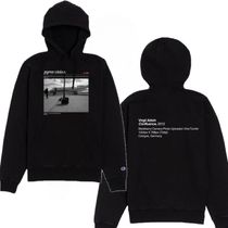Off-White Street Style Collaboration Hoodies