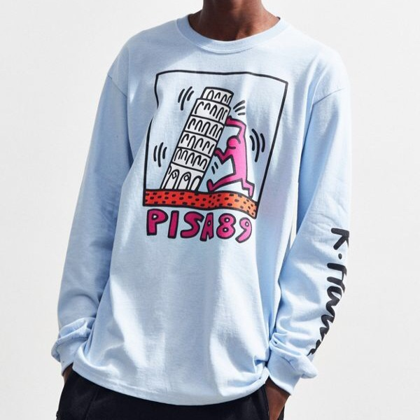 shop ssur keith haring