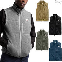 THE NORTH FACE Street Style Plain Vests & Gillets