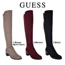 Guess Casual Style Plain Boots Boots