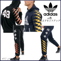 adidas Top-bottom sets