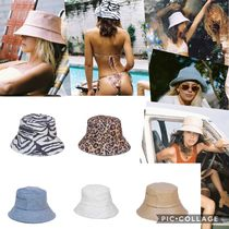 lack of color Unisex Street Style Bucket Hats Hats & Hair Accessories