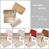 marc AND graham Blended Fabrics Travel Accessories