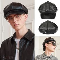 13MONTH Unisex Street Style Beret & Hunting Hats