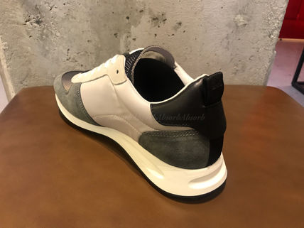 D SQUARED2 Street Style Bi-color Logo Sneakers