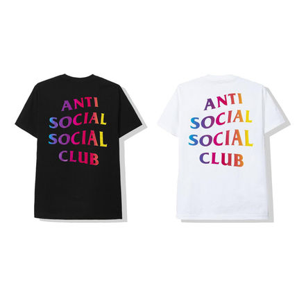 ANTI SOCIAL SOCIAL CLUB More T-Shirts Pullovers Street Style T-Shirts 2
