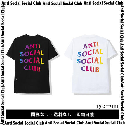 ANTI SOCIAL SOCIAL CLUB More T-Shirts Pullovers Street Style T-Shirts