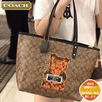 Coach Collaboration Leather Totes