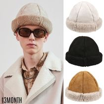 13MONTH Unisex Wide-brimmed Hats