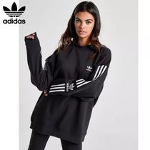 adidas Long Sleeves Cotton Hoodies & Sweatshirts