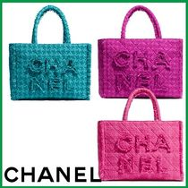 CHANEL Plain Handbags