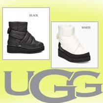 UGG Australia Casual Style Plain Wedge Boots