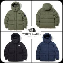 THE NORTH FACE WHITE LABEL Unisex Plain Down Jackets