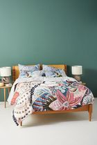Anthropologie Flower Patterns Duvet Covers Morroccan Style