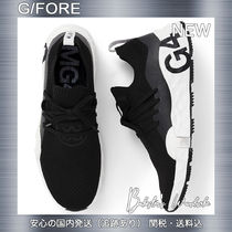 G FORE Casual Style Unisex Street Style Low-Top Sneakers