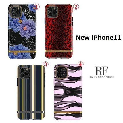Stripes Flower Patterns Leopard Patterns iPhone 11 Pro