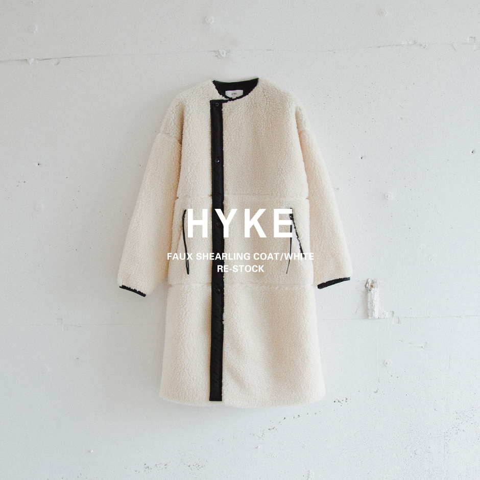 shop hyke clothing