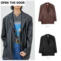 OPEN THE DOOR Biker Jackets