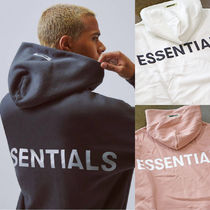 FEAR OF GOD ESSENTIALS Street Style Hoodies