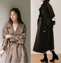 mixxmix Trench Coats