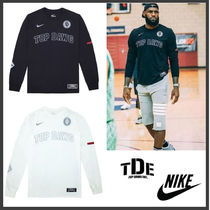 Nike Street Style Collaboration Long Sleeves Long Sleeve T-Shirts